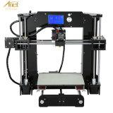Assemblea di auto DIY della stampante di stampa di alta esattezza 3D di Anet A6