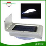 Lumière solaire de jardin capteur PIR Wall Lamp LED étanche Outdoor