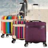 Bw1-172 weiches EVA Nylon/Polyester-faltender Gepäck-Koffer