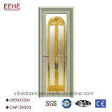 Modèle en aluminium de Windows de portes de constructeur de la Chine