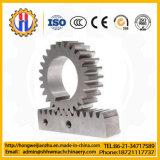 Изготовленный на заказ передача механизма реечной передачи шестерни CNC стали