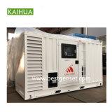 générateurs diesel silencieux du conteneur 100kVA actionnés par Cummins Engine