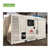 generatori diesel silenziosi del contenitore 100kVA alimentati da Cummins Engine