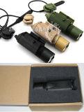 La óptica de Tac Erains M3 de 200 lúmenes de Airsoft táctico Airsoft Pistola Glock linterna LED linterna de luz LED y