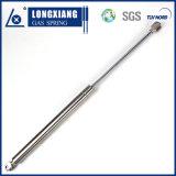 Resorte de gas de la elevación de Rod de pistón de acero inoxidable para el yate
