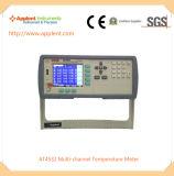리튬 배터리 전원을 사용하는 온도 데이터 기록 장치 (AT4532)