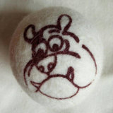 Good quality Wool Dryer ball Laundry ball for Garment