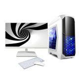 24 Zoll-heißer Verkaufs-Tischrechner PC für Büro u. Home& Spiel