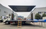 Foton 6 Ton LEIDENE Voertuig van het Stadium van de Vrachtwagen van het Stadium 35m2 het Mobiele