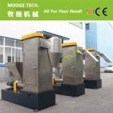 Пластмассовых ПЭТ/HDPE/ABS/бедра хлопья вертикальной обезвоживания машины