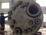 FRP GRP ou o PVC, PP, CPVC, PVDF, PFA alinharam os tanques de GRP FRP