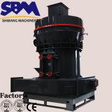 Pó de gesso de alta eficiência de máquinas da fábrica