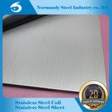 20 années d'expérience 202 2b Hr/Cr plaque en acier inoxydable