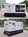 20kVA全体的な保証のパーキンズのディーゼル機関を搭載するディーゼル発電機セット