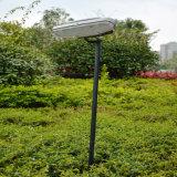 La Cour de lumière solaire/Lampe de Jardin de la hauteur de la Pole réglable