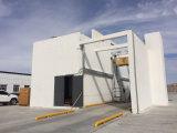 Sistema di scansione del raggio del carico X del contenitore del sistema di Safeway della macchina di raggi X per le porte