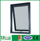 Aluminum Awning Crank Window with American Hardware