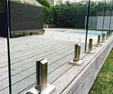 Toughened качеством стеклянный Railing балюстрады/стеклянных