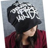 Les femmes d'hiver du chapeau de Beanie mince en coton Hip-Hop Slouchy Baggy Hat