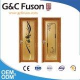 Portello di alluminio della cucina di colore di legno della quercia per il servizio dell'Oman