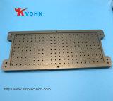 Autoteil-hohe Präzisions-Metall, das CNC maschinell bearbeitet Spitzen-CNC-Maschinen-Hersteller aufbereitet