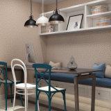 Papel de empapelar del PVC, Wallcovering, decoración de la pared, tela de la pared del PVC, hoja del suelo del PVC, papel pintado del PVC