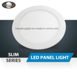Ce redondo de la luz del panel de techo del LED 18W 2835 SMD Downlight