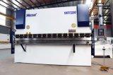 125t de hydraulische Buigende Machine van de Plaat van het Metaal met het Systeem van de Controle van Delem Da52s CNC