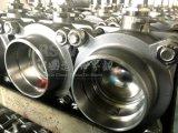 鋳造物のステンレス鋼のバット溶接Bw 3PCの球弁