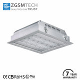 SMD LED Empotrables LED 100W de la estación de gas de la luz de la estación de gasolina