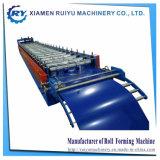 機械を形作る立つ継ぎ目の金属ロールのためのクリップロックの金属の屋根ふき機械