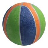 El OEM califica la burbuja el baloncesto de goma superficial para la promoción