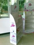 Храньте стеллаж для выставки товаров Matel поставк СПЫ розничного пола стоящий