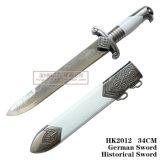 독수리 맨 위 역사적인 회검 기사 회검 홈 훈장 34cm HK2012