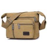 新しいデザインキャンバスの余暇のショルダー・バッグ及びメッセージ袋