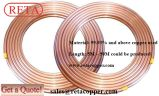 Китай 6,35 мм (1/4 дюйма) медной трубки блинов катушки для системы кондиционирования воздуха