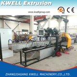 긴 사용 생활 PVC 강철에 의하여 강화되는 호스 밀어남 생산 기계