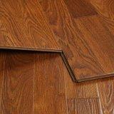 新式の防水木製の浮き出しは床タイル登録浮彫りにされたAC3を薄板にした