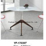 강화 유리 (YF-T17002)를 가진 현대 가구 커피용 탁자