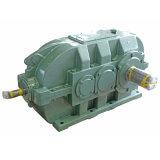 Alta capacidad de carga Dcy 280 reductor de engranajes cónicos y cilíndricos