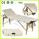 Hölzerner beweglicher Tisch der Massage-Thr-Wt006