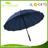 A un solo strato anti ombrello diritto UV della vetroresina di 8K x di 27inch