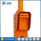 Telefono resistente all'intemperie esterno di emergenza di Handfree della casella di chiamata del &Vandalproof