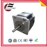 Motor de escalonamiento de la alta calidad NEMA24 60*60m m para la maquinaria de costura del CNC