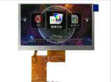 LCD 파란 최빈값 위원회 표준 LCD 전시 화면을 세기