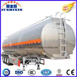 De aluminio de la aleación del combustible/del petróleo crudo del petrolero acoplado semi