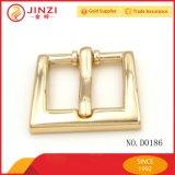Jinzi boa qualidade do pino de metal da caixa de travamento de cinto de segurança personalizado para sacos de revestir de calçado
