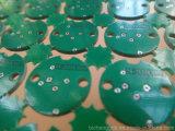 4 de Raad van PCB van de Elektronika van de laag met het Groene Masker van het Soldeersel