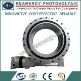 Movimentação do giro de Ce/SGS/ISO9001 Keanergy para o seguimento solar com motor da engrenagem