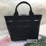 Uno stile di 2017 modi scava fuori i sacchetti della signora di sacchetto della mano di scontro di colore del sacchetto di Tote Shooping con il prezzo basso Sh192